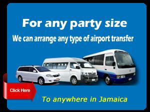 Airport Transfer to Ocho Rios