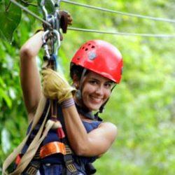 ziplines canopy tour