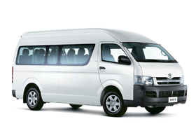 Airport transfer vehicle