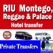 Riu montego bay transfers