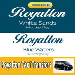 Royalton airport transfers