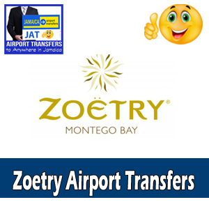 Zoetry airport transfers