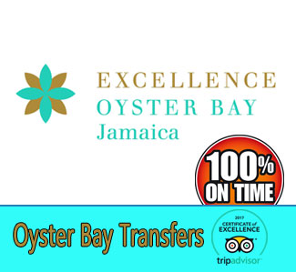 Excellence Oyster Bay Transfer