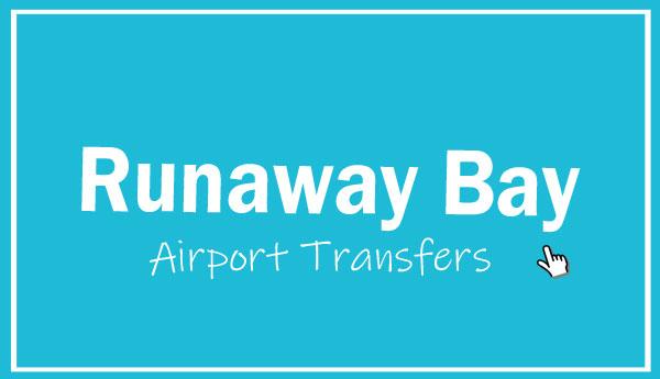 runaway bay airport transfer