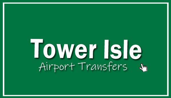 airport transfer to tower isle