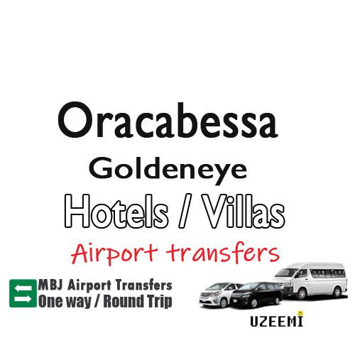 Oracabessa Hotels, Goldeneye